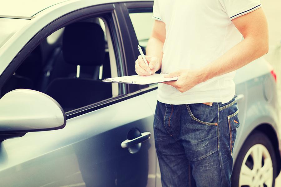 Car as collateral for quick cash loan