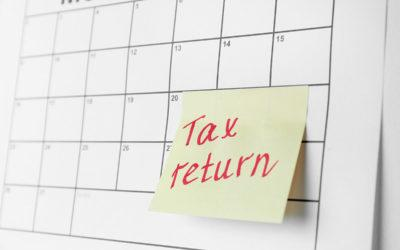 Tax Calendar for S.A. Businesses and Individuals