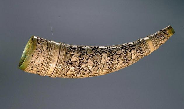 the olyphant horn