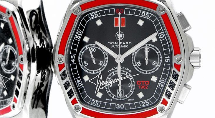 Scalfaro gto watch