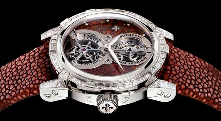 Jurassic Tourbillion watch