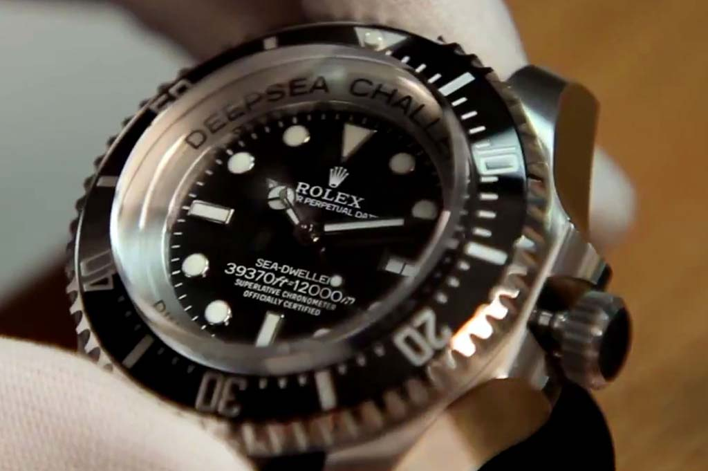 deepsea challenge watch