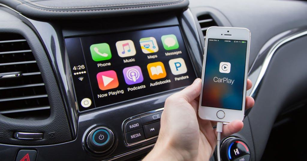 Cars in South Africa with Apple CarPlay and Android Auto
