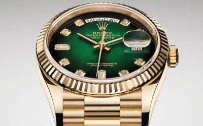 Spotlight: Rolex Watches Released This Year
